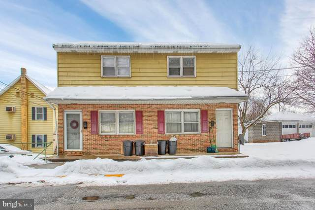 528-530 N High Street, DUNCANNON, PA 17020 (#PAPY103086) :: TeamPete Realty Services, Inc