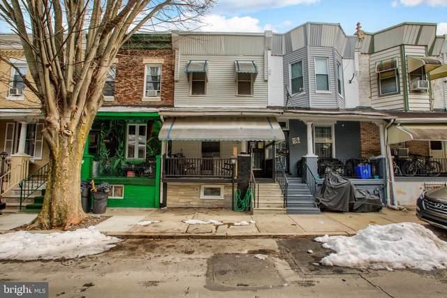 2527 N Marston Street, PHILADELPHIA, PA 19132 (#PAPH987772) :: Sunrise Home Sales Team of Mackintosh Inc Realtors
