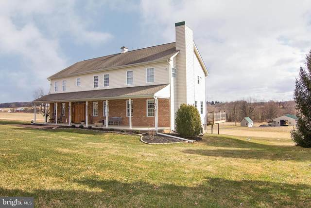369 Old Bachmans Valley Road, WESTMINSTER, MD 21157 (#MDCR202520) :: Keller Williams Realty Centre