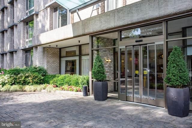 950 25TH Street NW 605N, WASHINGTON, DC 20037 (#DCDC508226) :: The Riffle Group of Keller Williams Select Realtors