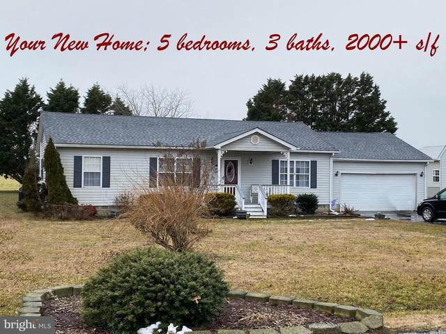 224 Apple Lane, PRESTON, MD 21655 (#MDCM125126) :: AJ Team Realty