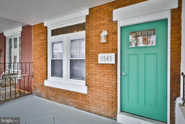 5545 Osage Avenue, PHILADELPHIA, PA 19143 (#PAPH987870) :: Sunrise Home Sales Team of Mackintosh Inc Realtors