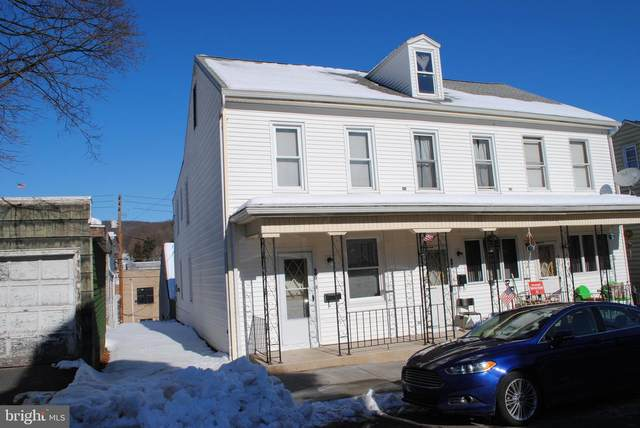 805 Walnut Street, ASHLAND, PA 17921 (#PASK134224) :: The Joy Daniels Real Estate Group