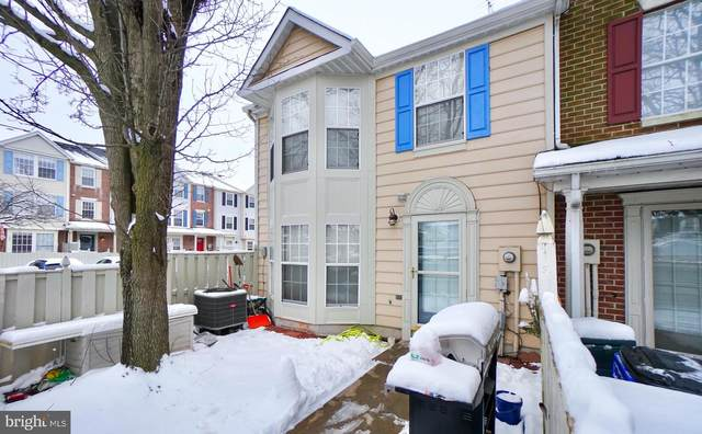 586 Hollyberry Way, FREDERICK, MD 21703 (#MDFR277816) :: The MD Home Team