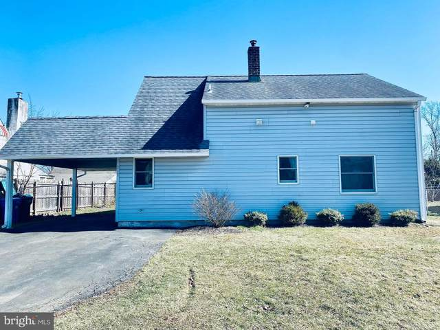 228 Indian Creek Drive, LEVITTOWN, PA 19057 (#PABU520564) :: Keller Williams Real Estate