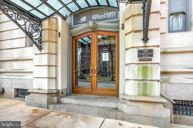 700 Washington Place N 4-D, BALTIMORE, MD 21201 (#MDBA540054) :: Nesbitt Realty