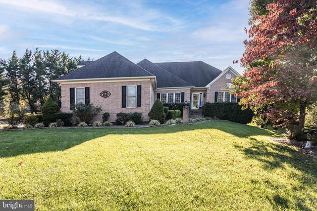 100 Crestleigh Drive, WINCHESTER, VA 22602 (#VAFV162198) :: Jacobs & Co. Real Estate