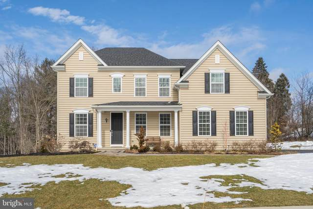 1215 Jackson Drive, DOWNINGTOWN, PA 19335 (#PACT529496) :: The Mike Coleman Team