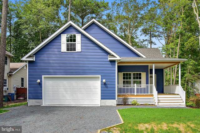 235 Windjammer Road, OCEAN PINES, MD 21811 (#MDWO120212) :: RE/MAX Coast and Country