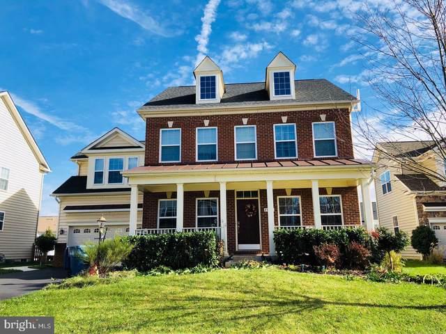 21918 Knob Hill Place, ASHBURN, VA 20148 (#VALO430924) :: The Riffle Group of Keller Williams Select Realtors