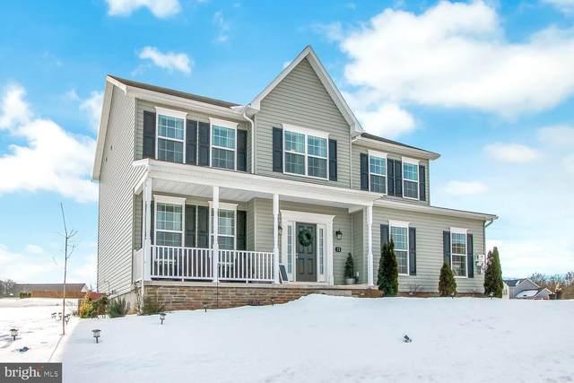 73 Clover Run, ABBOTTSTOWN, PA 17301 (#PAYK153028) :: The Joy Daniels Real Estate Group