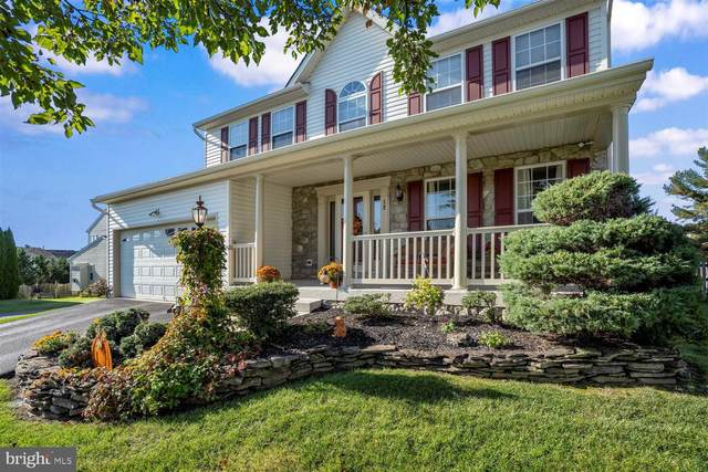12 Kahl Manor Court, PERRY HALL, MD 21128 (#MDBC519990) :: The Dailey Group