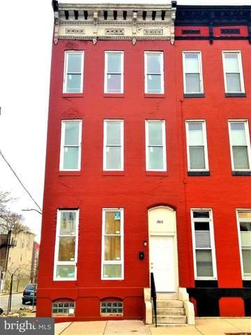1800 Mcculloh Street, BALTIMORE, MD 21217 (#MDBA540086) :: Pearson Smith Realty