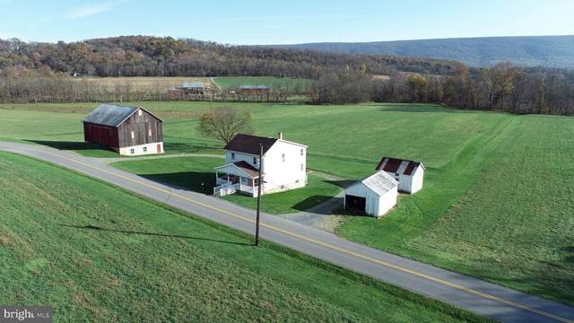 806 Deerville Road, MIFFLINTOWN, PA 17059 (#PAJT100972) :: The Craig Hartranft Team, Berkshire Hathaway Homesale Realty