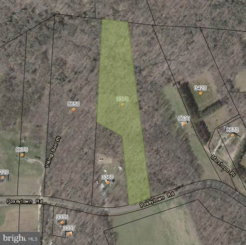3370 Poseytown Road, NANJEMOY, MD 20662 (#MDCH221922) :: Berkshire Hathaway HomeServices McNelis Group Properties