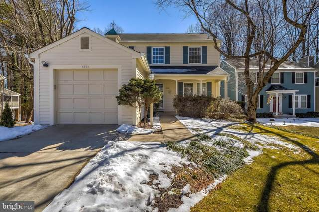 6008 Flywheel Court, COLUMBIA, MD 21044 (#MDHW290552) :: City Smart Living