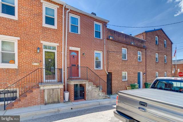 203 Grindall Street, BALTIMORE, MD 21230 (#MDBA540102) :: New Home Team of Maryland