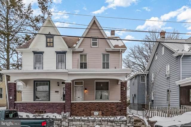 38 S 28TH Street, HARRISBURG, PA 17103 (#PADA130268) :: The Craig Hartranft Team, Berkshire Hathaway Homesale Realty