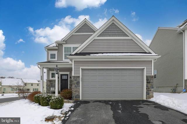 846 Northern Spy Drive, MECHANICSBURG, PA 17055 (#PACB132060) :: The Joy Daniels Real Estate Group