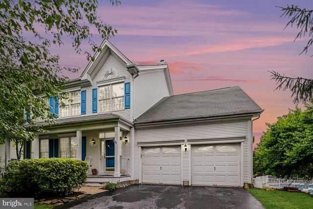 17 Hedgecroft Drive, PENNINGTON, NJ 08534 (#NJME307928) :: Sunrise Home Sales Team of Mackintosh Inc Realtors