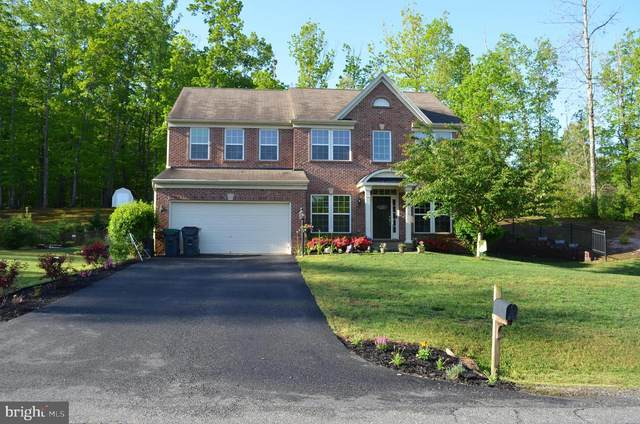 9918 Willow Ridge Way, SPOTSYLVANIA, VA 22553 (#VASP228912) :: The Licata Group/Keller Williams Realty
