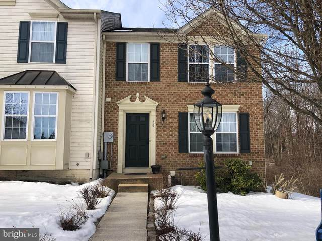 80 Forest View Terrace, HANOVER, PA 17331 (#PAYK153062) :: The Joy Daniels Real Estate Group