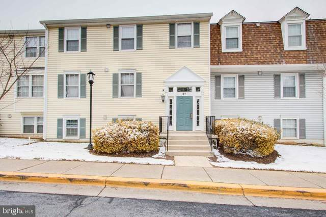27 Pickering Court #1, GERMANTOWN, MD 20874 (#MDMC744628) :: AJ Team Realty