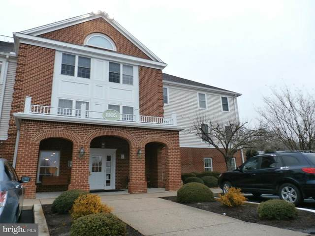 1105 S Schumaker Drive B200, SALISBURY, MD 21804 (#MDWC111680) :: Realty One Group Performance