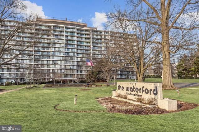 3333 University Boulevard W #1203, KENSINGTON, MD 20895 (#MDMC744638) :: Potomac Prestige