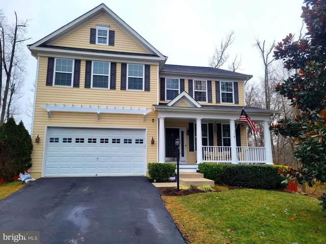 18599 Quantico Gateway Drive, TRIANGLE, VA 22172 (#VAPW515022) :: John Smith Real Estate Group