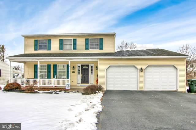 2422 Clover Drive, MECHANICSBURG, PA 17055 (#PACB132072) :: The Joy Daniels Real Estate Group