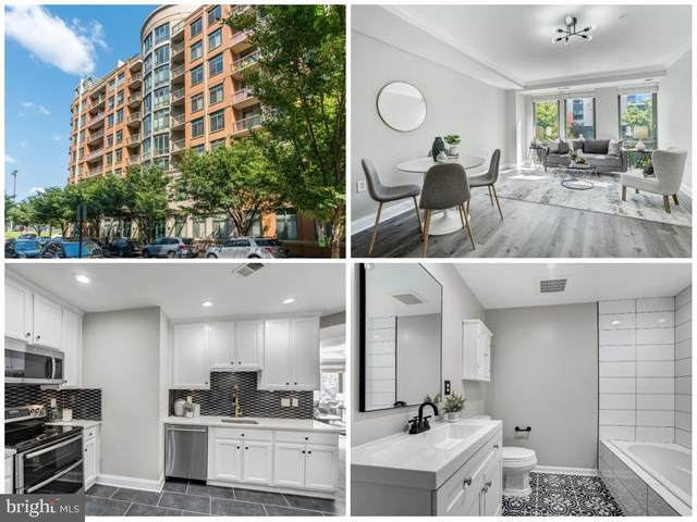 3625 10TH Street N #208, ARLINGTON, VA 22201 (#VAAR176490) :: Dart Homes
