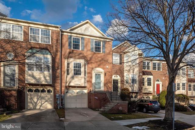15604 Elsmere Court, BOWIE, MD 20716 (#MDPG596968) :: City Smart Living