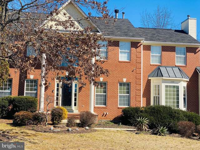 2100 Thornknoll Drive, FORT WASHINGTON, MD 20744 (#MDPG596976) :: Blackwell Real Estate