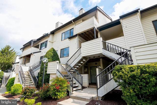 9714 Hellingly Place #210, GAITHERSBURG, MD 20886 (#MDMC744714) :: City Smart Living