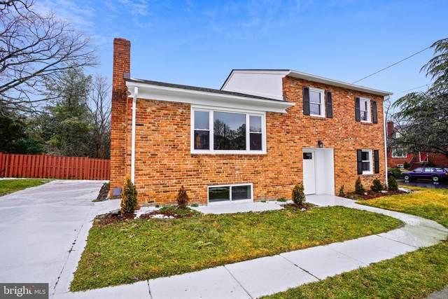 900 S Wakefield Street, ARLINGTON, VA 22204 (#VAAR176502) :: City Smart Living
