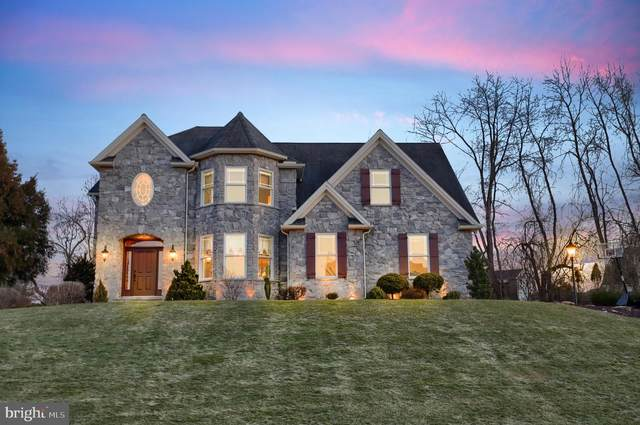 1422 Wellgate Lane, MECHANICSBURG, PA 17055 (#PACB132080) :: Iron Valley Real Estate
