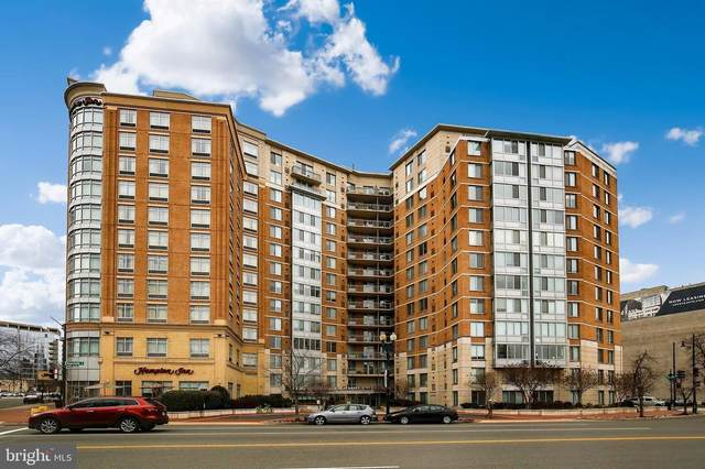 555 Massachusetts Avenue NW #609, WASHINGTON, DC 20001 (#DCDC508478) :: Dart Homes