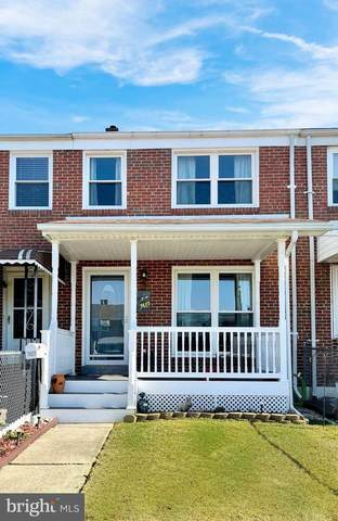 7419 St Patricia Court, BALTIMORE, MD 21222 (#MDBC520118) :: The Dailey Group