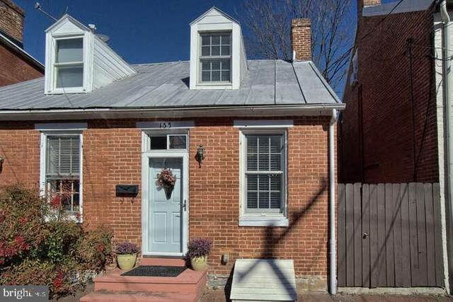 155 W All Saints Street, FREDERICK, MD 21701 (#MDFR277904) :: Murray & Co. Real Estate
