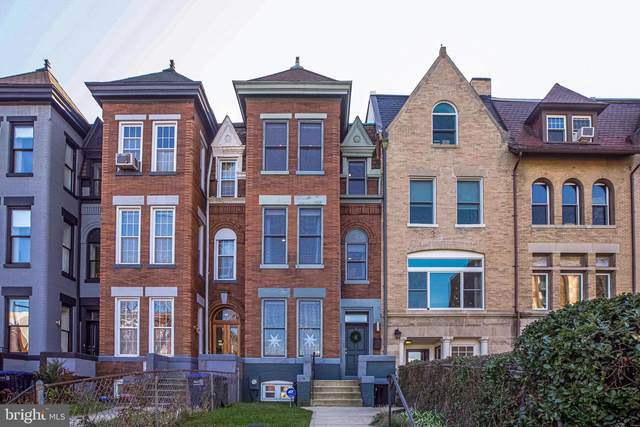 1342 Girard Street NW, WASHINGTON, DC 20009 (#DCDC508504) :: AJ Team Realty