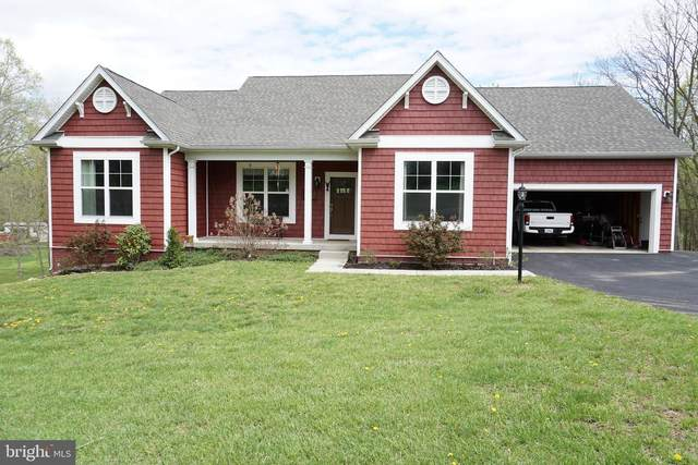 2023 Little Georgetown Rd, HEDGESVILLE, WV 25427 (#WVBE183764) :: The Mike Coleman Team