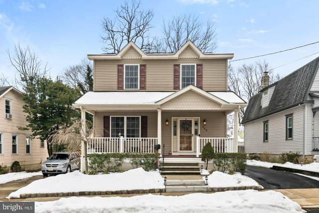 408 Wellington Avenue, HADDONFIELD, NJ 08033 (MLS #NJCD413446) :: The Sikora Group