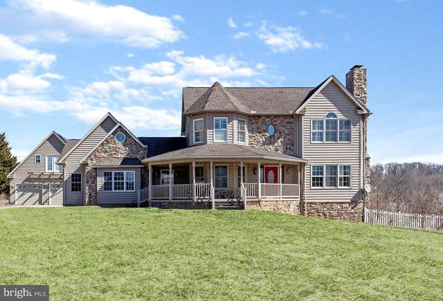 4117 Back Woods Road, MANCHESTER, MD 21102 (#MDCR202576) :: The Schiff Home Team