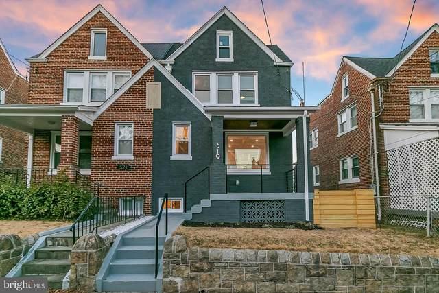 519 Quintana Place NW, WASHINGTON, DC 20011 (#DCDC508524) :: EXIT Realty Enterprises