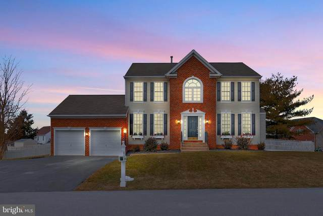 11401 Rolling Green Place, HAGERSTOWN, MD 21742 (#MDWA177808) :: The Dailey Group