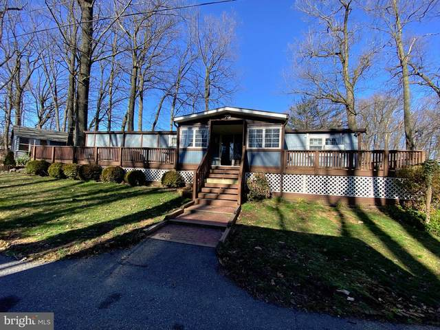 79 Fetrow Lane, NEW CUMBERLAND, PA 17070 (#PAYK153120) :: TeamPete Realty Services, Inc