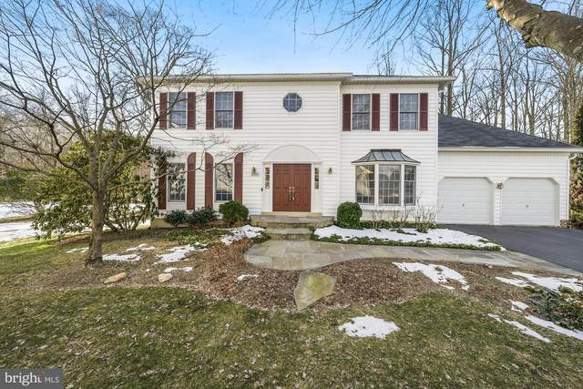 8300 Giantstep Place, MONTGOMERY VILLAGE, MD 20886 (#MDMC744786) :: Boyle & Kahoe Real Estate