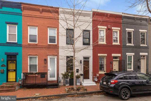 2236 12TH Place NW, WASHINGTON, DC 20009 (#DCDC508560) :: The Gus Anthony Team