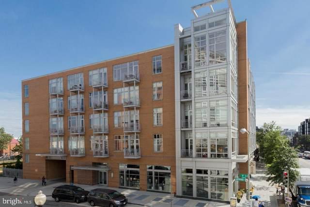 1390 V Street NW #521, WASHINGTON, DC 20009 (#DCDC508562) :: Sunrise Home Sales Team of Mackintosh Inc Realtors
